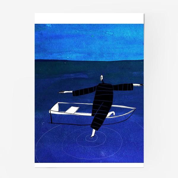 Постер «дзен»
