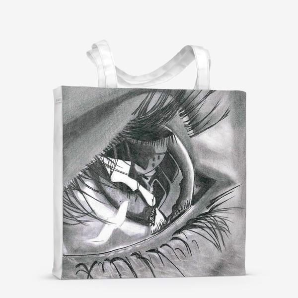 Сумка-шоппер «Отражение»