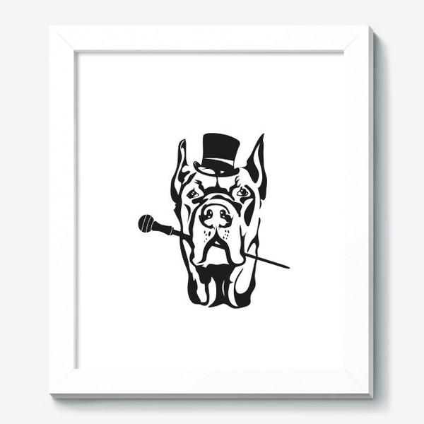 Картина «Джентельмен»