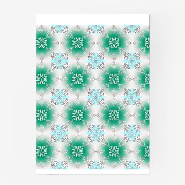 Постер «ethnic pattern»