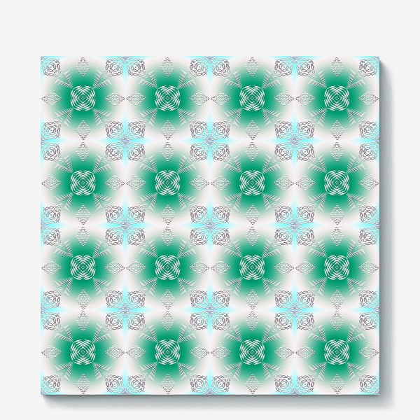 Холст «ethnic pattern»
