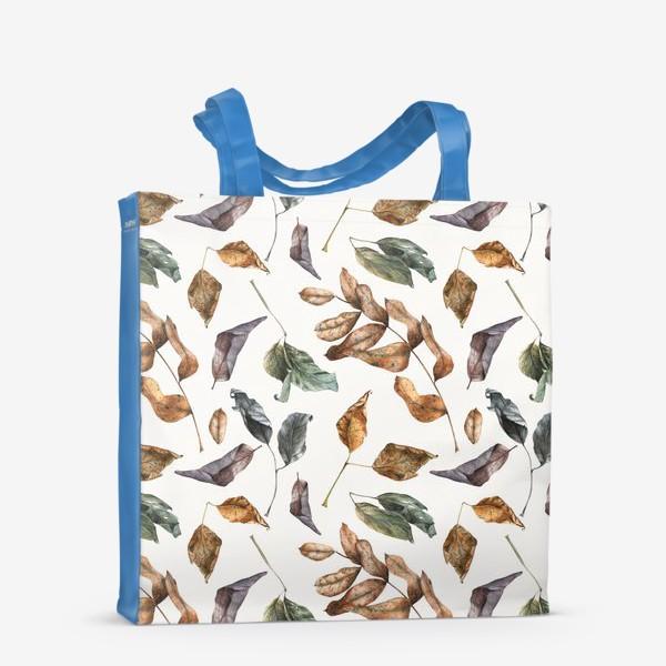 Сумка-шоппер «Осенний лес - 2»