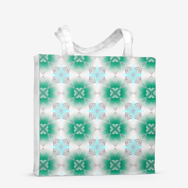 Сумка-шоппер «ethnic pattern»