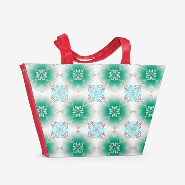 Пляжная сумка «ethnic pattern»