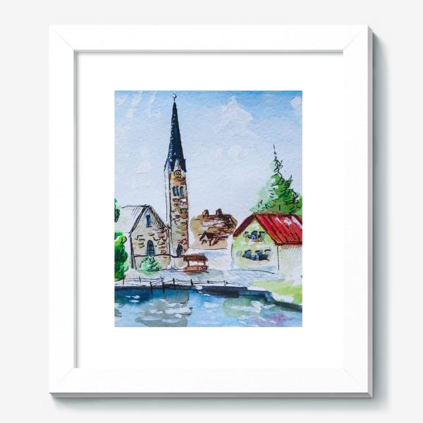 Картина «Австрийский пейзаж»