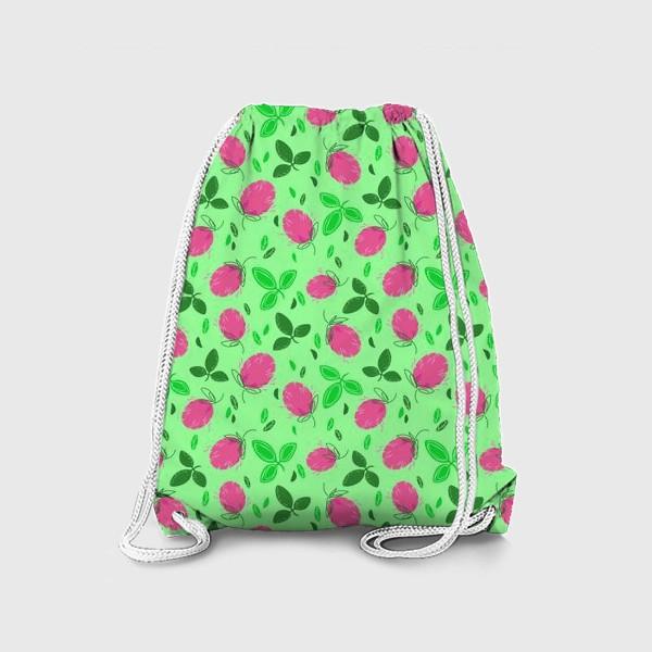 Рюкзак «Лужайка клевера»