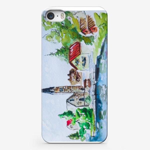 Чехол iPhone «Австрийский пейзаж»