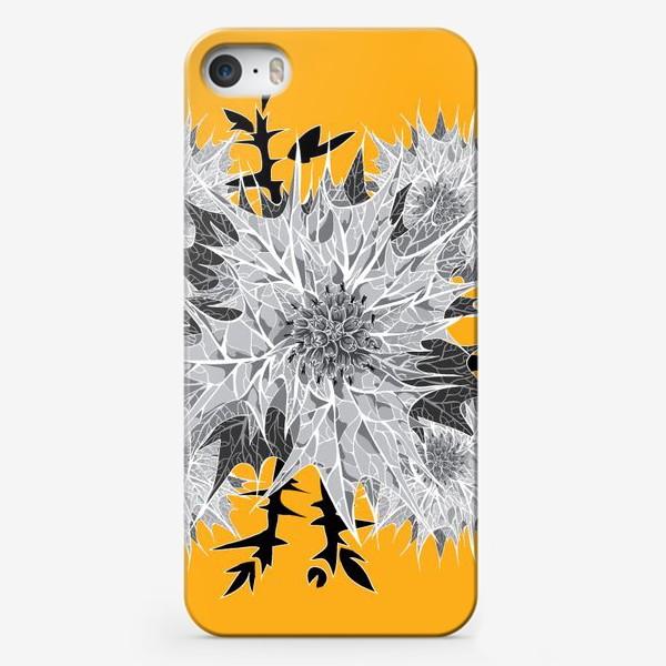 Чехол iPhone «Колючки»