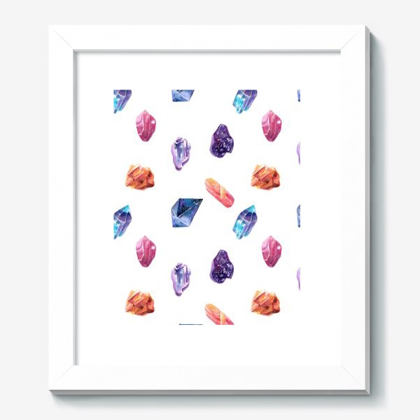 Картина «Магические кристаллы»
