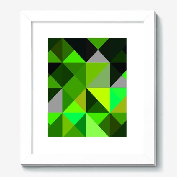 Картина «зелень»