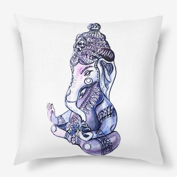 Подушка «Гашена Индия »