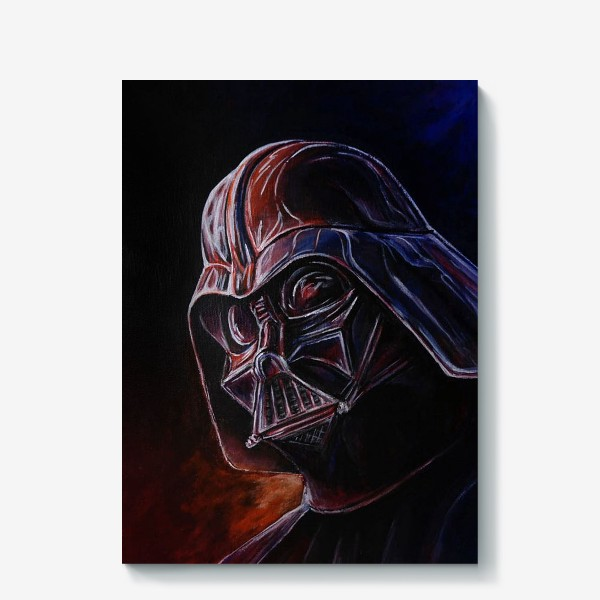Холст «Darth Vader. Дарт Вейдер. Звездные войны»