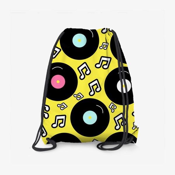 Рюкзак «Дискотека 90-х»