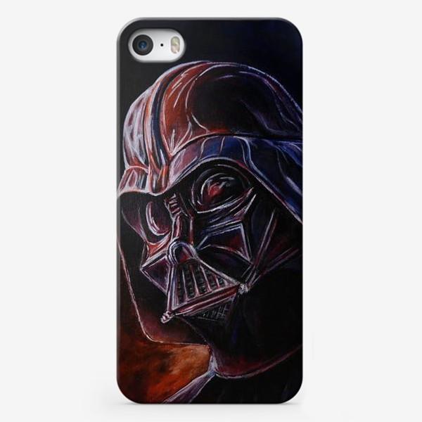 Чехол iPhone «Darth Vader. Дарт Вейдер. Звездные войны»