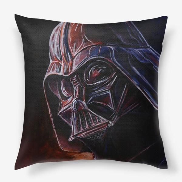 Подушка «Darth Vader. Дарт Вейдер. Звездные войны»