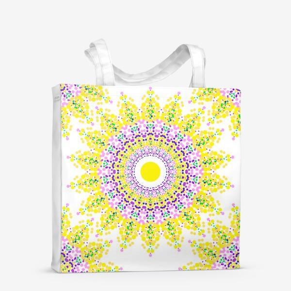 Сумка-шоппер «Солнце»