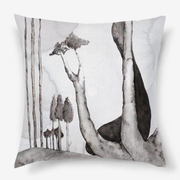 Подушка «Дух Леса»