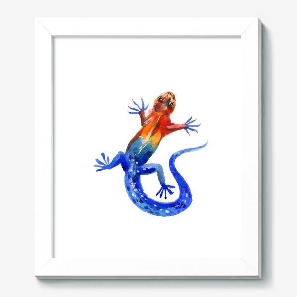 Картина «Ящерица»