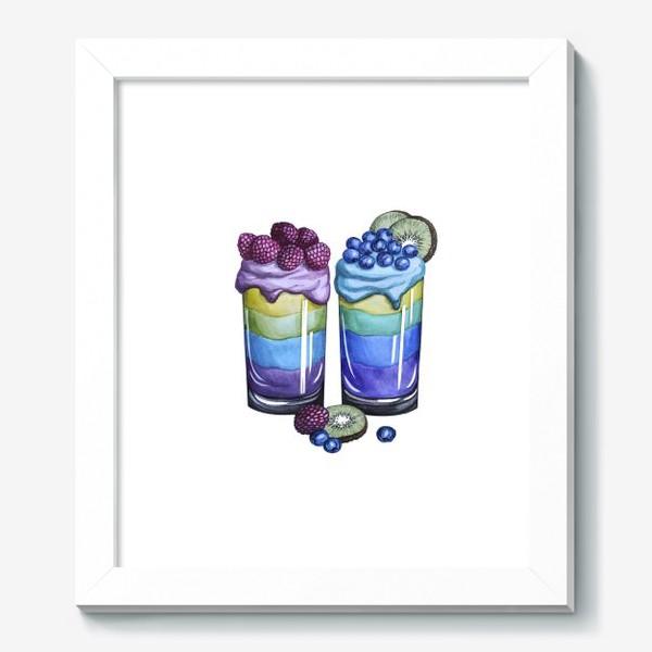 Картина «Смузи для двоих»