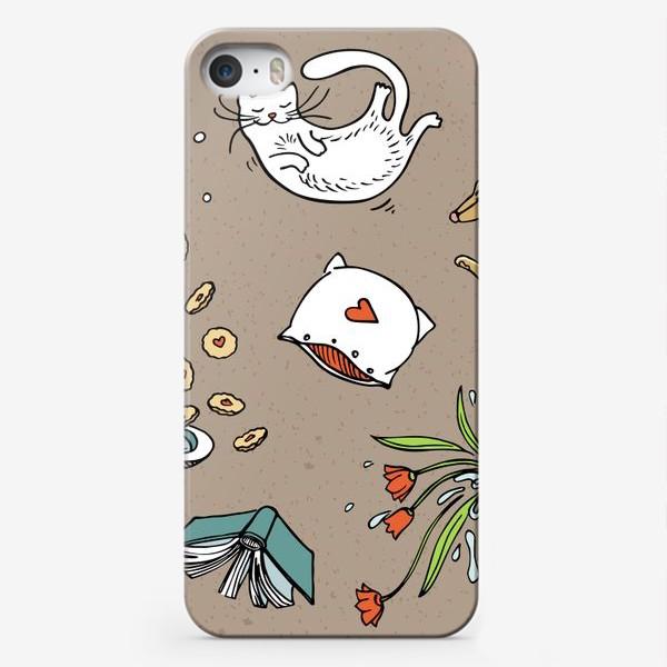 Чехол iPhone «Полеты во сне и на яву»