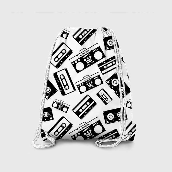 Рюкзак «Ретро музыка»