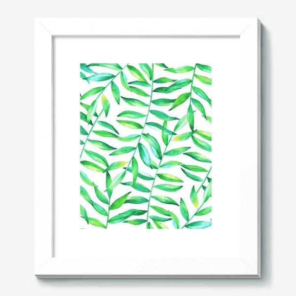 Картина «Пальмовые джунгли»