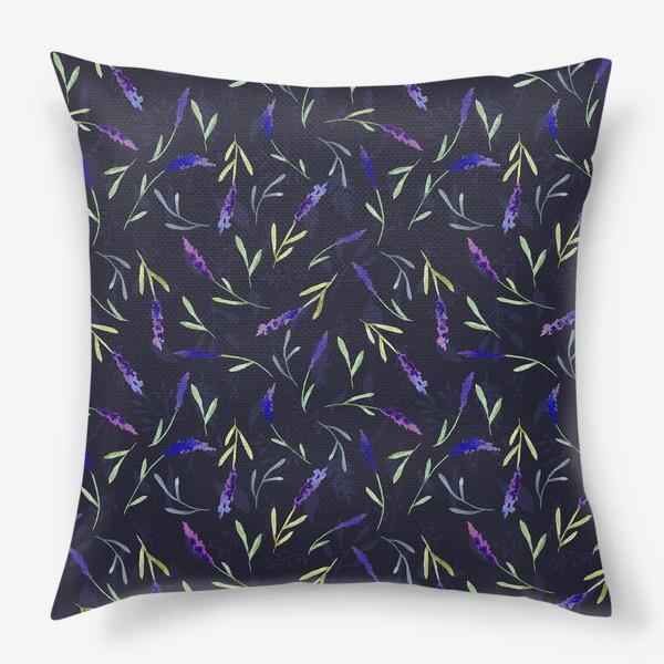 Подушка « Lavender »