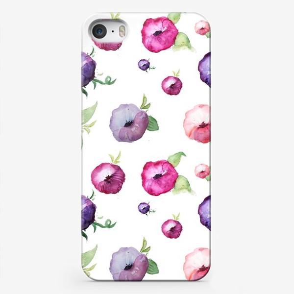 Чехол iPhone «Вьюнки»