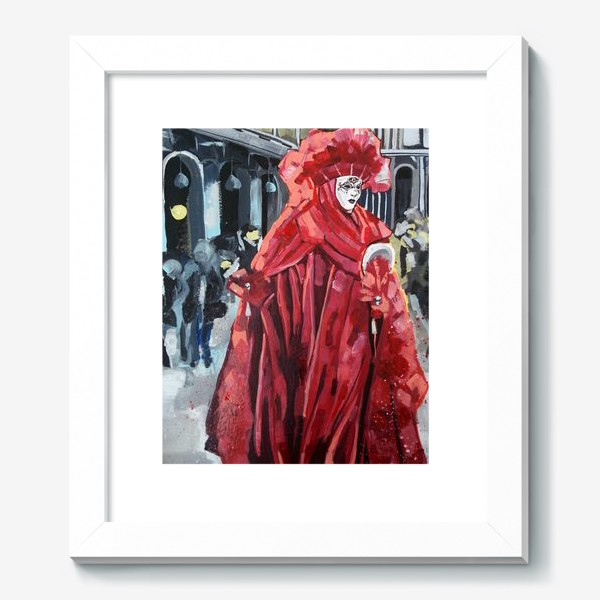 Картина «Венецианский Карнавал»