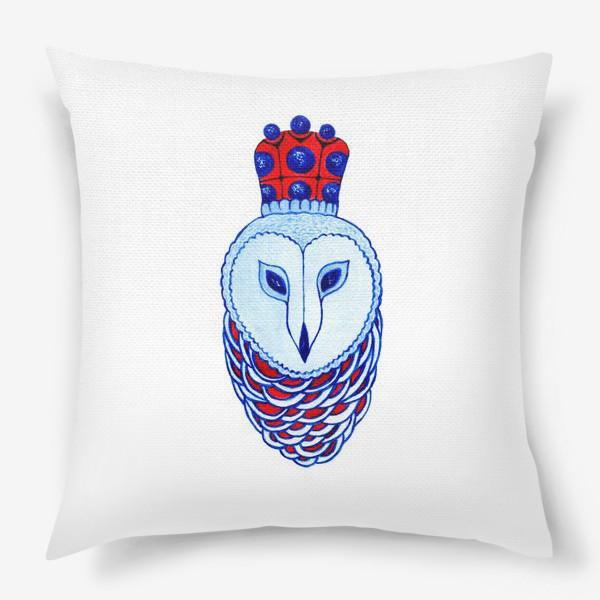 Подушка «Сова. Королева ночи»