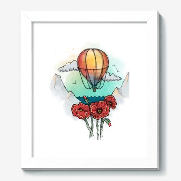 Картина «Воздушный шар»