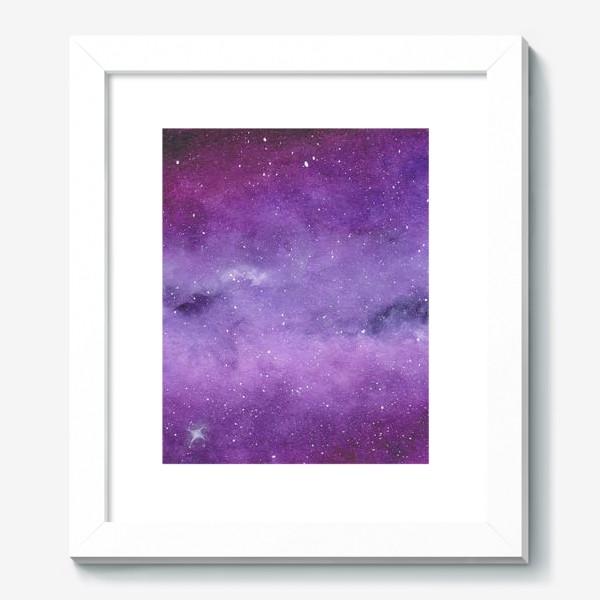 Картина «Фиолетовый мир»