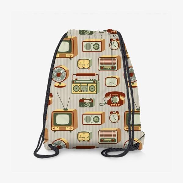 Рюкзак «Ретро электроника»
