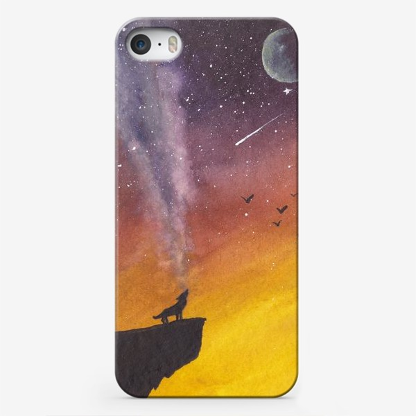 Чехол iPhone «Млечный путь»