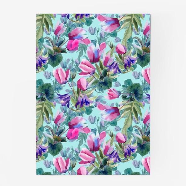 Постер «Summer flowers»