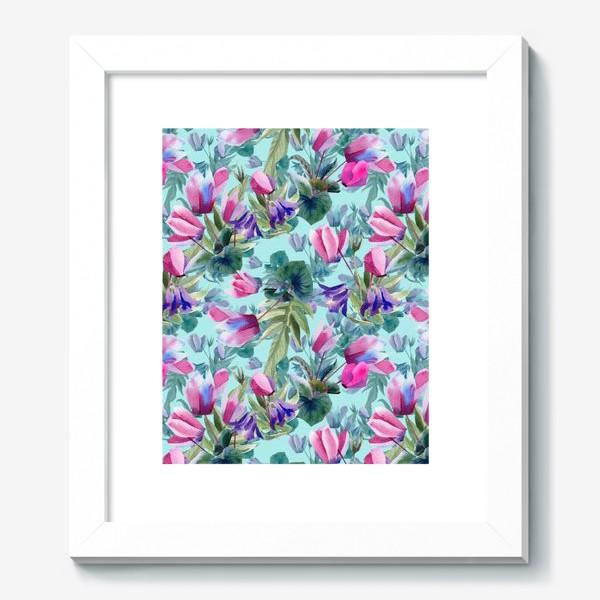 Картина «Summer flowers»