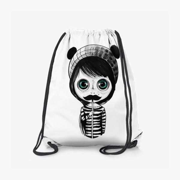 Рюкзак «Носи усы»