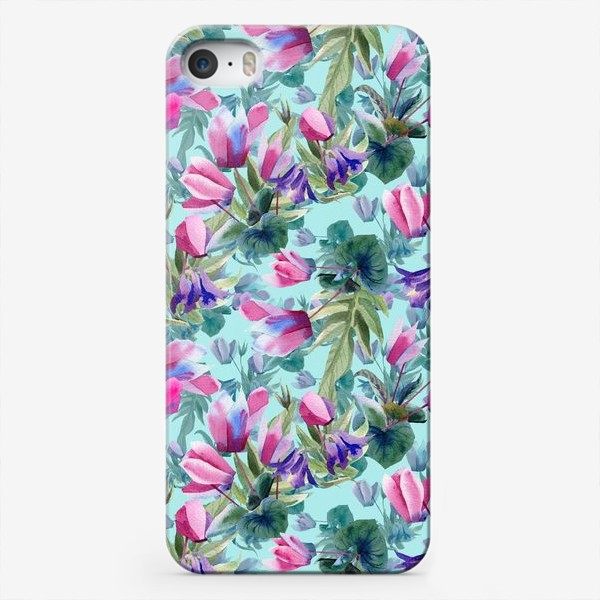 Чехол iPhone «Summer flowers»
