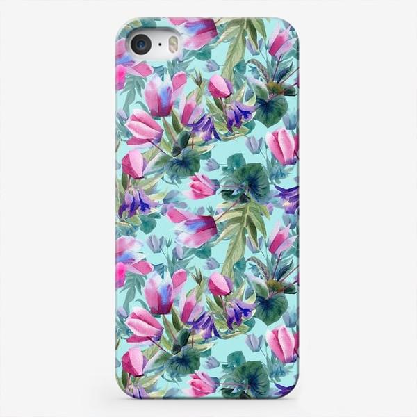 Чехол iPhone «Summer flowers»
