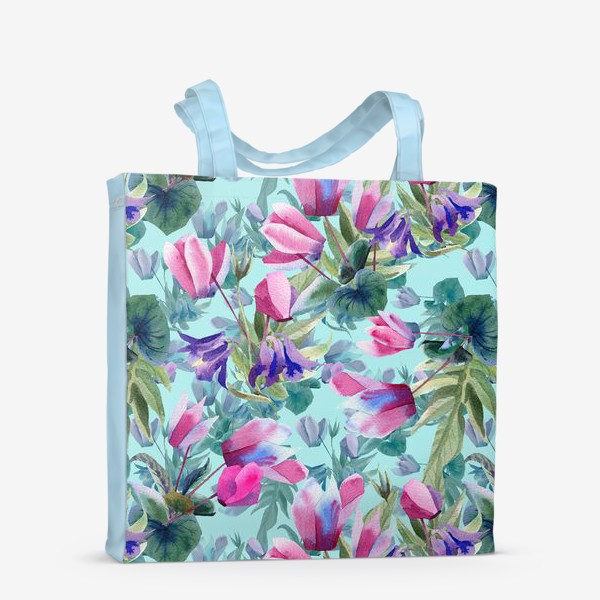 Сумка-шоппер «Summer flowers»