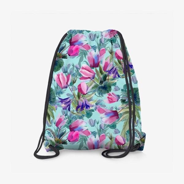 Рюкзак «Summer flowers»