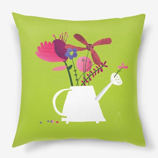 Подушка «цвет»