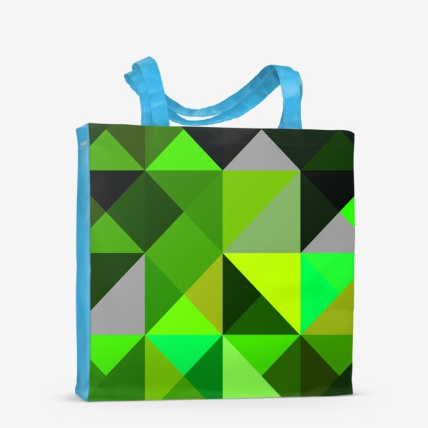Сумка-шоппер «зелень»