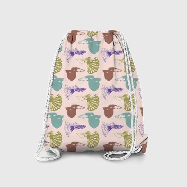 Рюкзак «Гуппи»