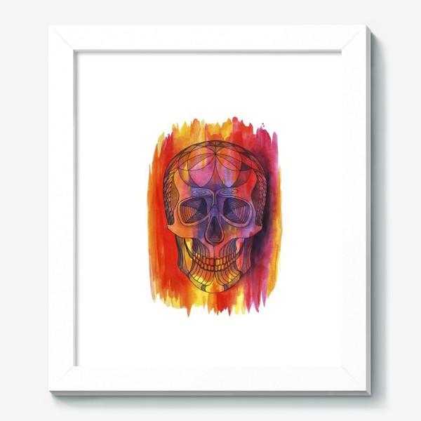 Картина «Череп»