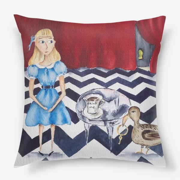 Подушка «алиса в твинпикс»