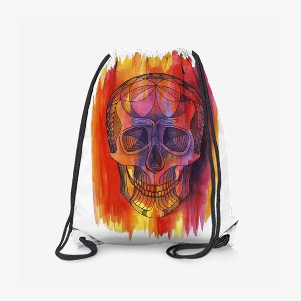 Рюкзак «Череп»