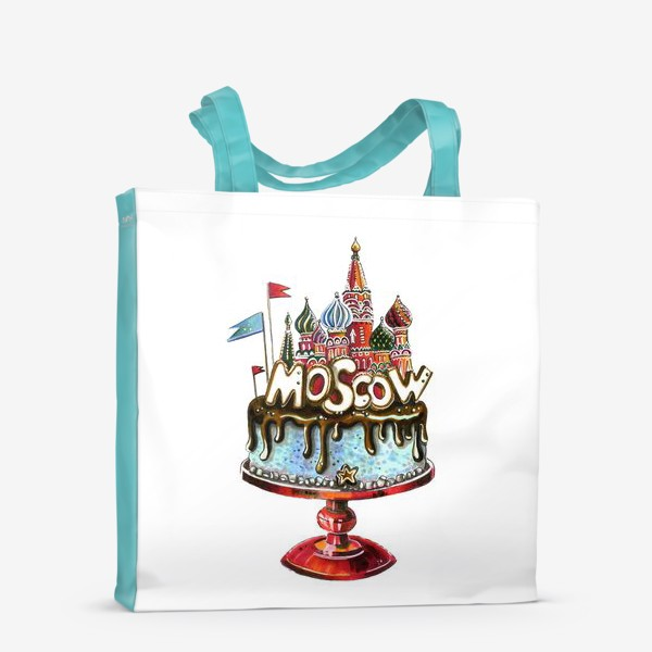 Сумка-шоппер «МОСКВА»