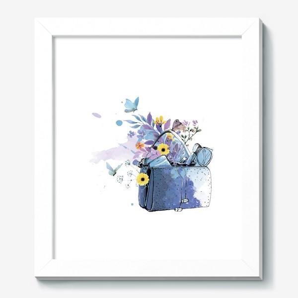 Картина «весна»
