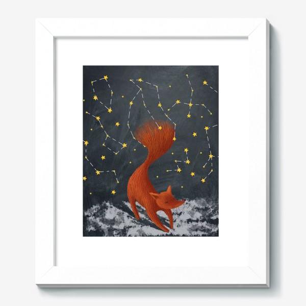 Картина «Звездный лис»